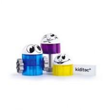Детский конструктор 1480 Kiditec Happy M-buddies
