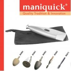 Набор для маникюра и педикюра Maniquick MQ631