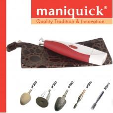 Набор для маникюра и педикюра Maniquick MQ632