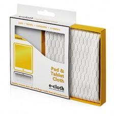 Салфетка для сенсорных экранов e-Cloth Pad & Tablet Cloth 204935