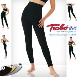 Брюки от целлюлита TurboCell Body Pantacollant TC080