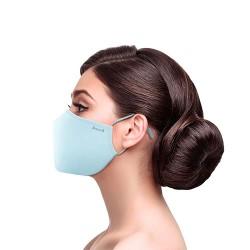 Маска  многоразовая антивирусная Avevitta Protect 2.0 blue