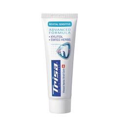 Паста зубная Trisa Revital Sensitive 75 ml