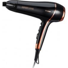 Фен Trisa 1040.5912 Luxury Hair черно/медный